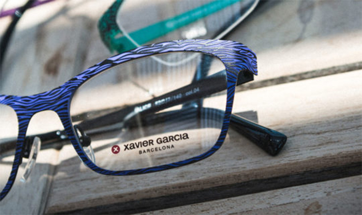 Xavier Garcia Barcelona silmälasit
