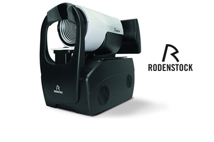 DNEye scanner by Rodenstock